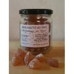 bonbons au miel et thym