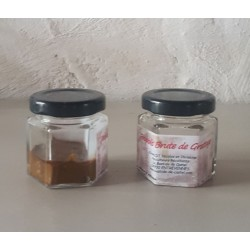 propolis brute de grattage pot de 10g