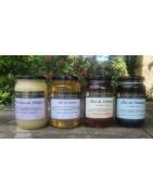 Miels de Provence Lavande Garrigue  Les ruches de la Bastide de Castel